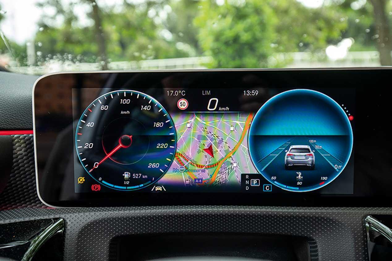 Mercedes Clase A, nos subimos a la nueva era del compacto