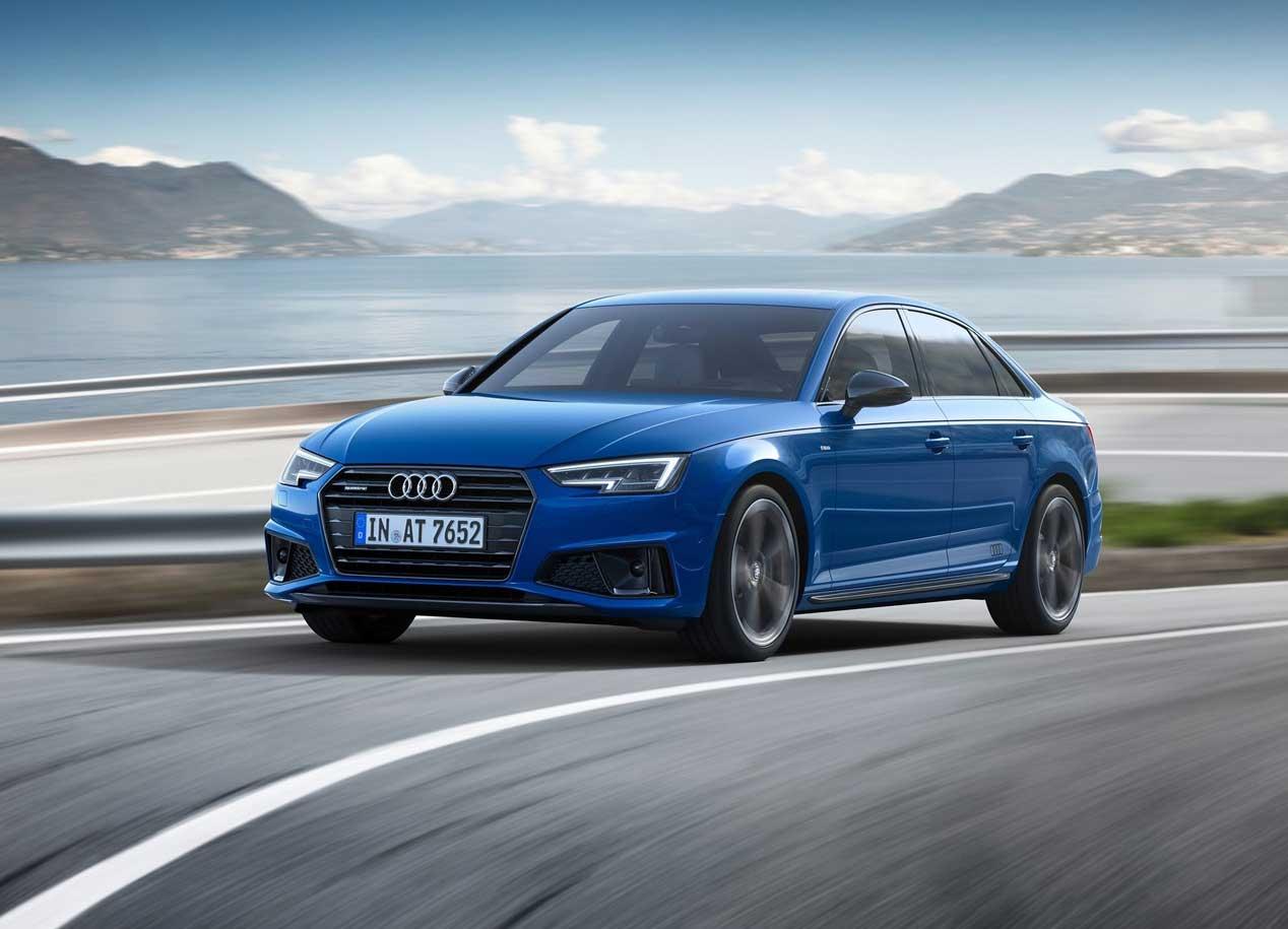 Las ediciones S Line y Black Line del Audi A4 se renuevan