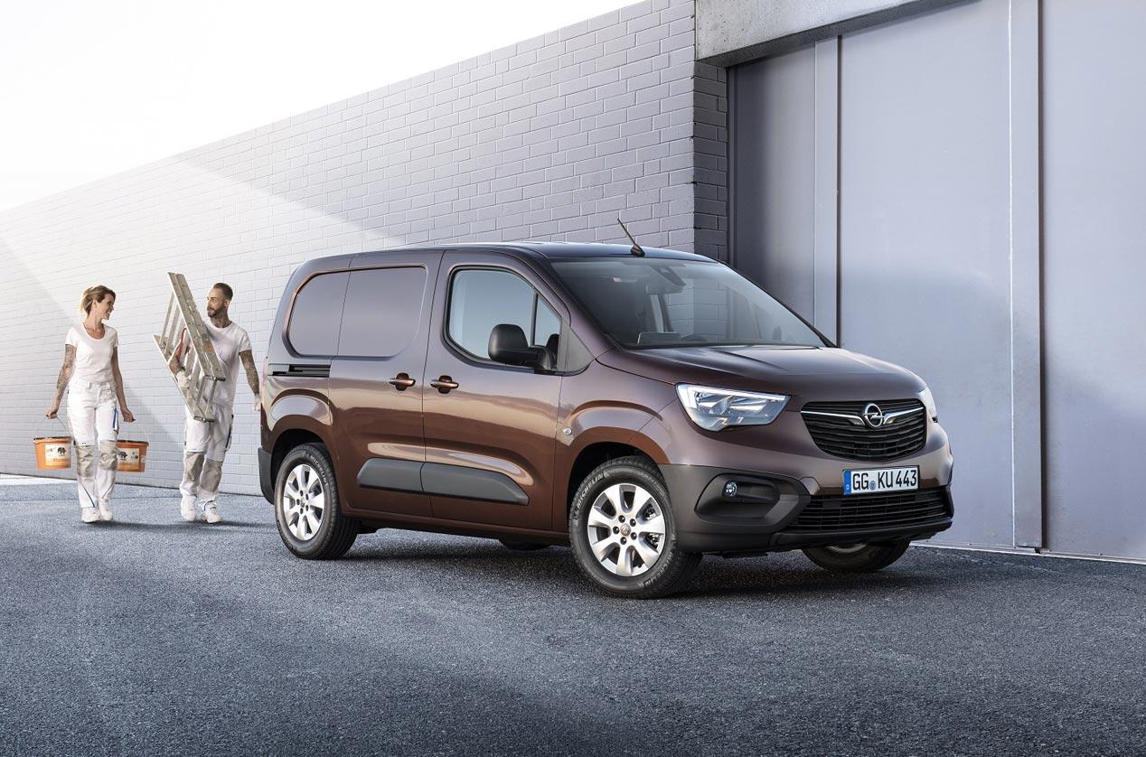 Opel Combo: llega la quinta generación