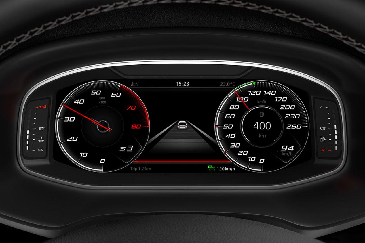 Versión limitada para el Seat León SC FR