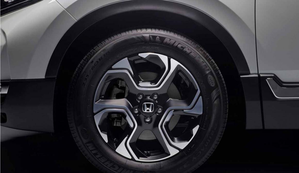 Honda CR-V, con llegada en otoño, el SUV nos muestra su tecnología