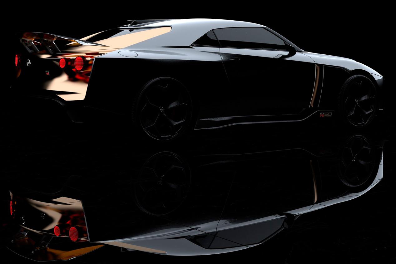 Nissan GT-R 50th by Italdesign: el GT-R sin límites