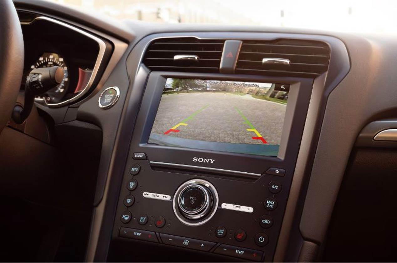 Toda la tecnología que trae el Ford Co-Pilot360