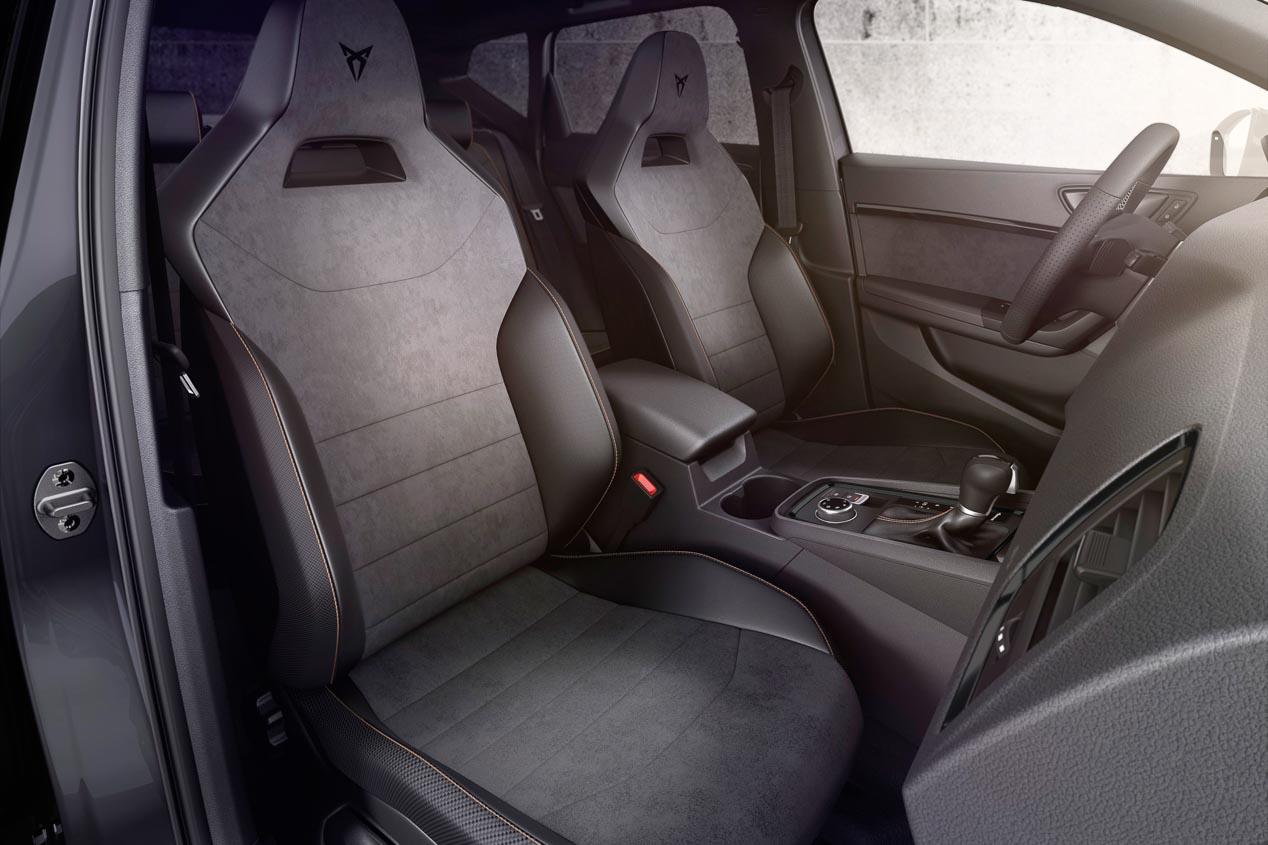 Cupra Ateca, un SUV de 300 CV a un precio sin igual