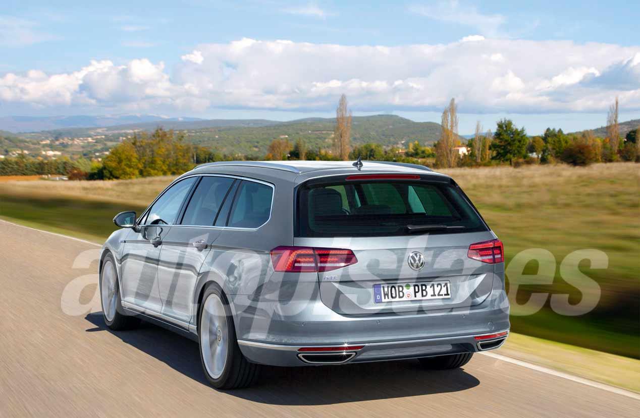 Skoda Octavia 2020 vs VW Passat 2019: duelo de nuevas berlinas