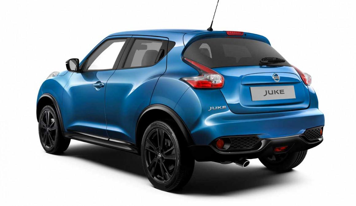 Nissan Juke 2018: primeros precios del SUV nipón