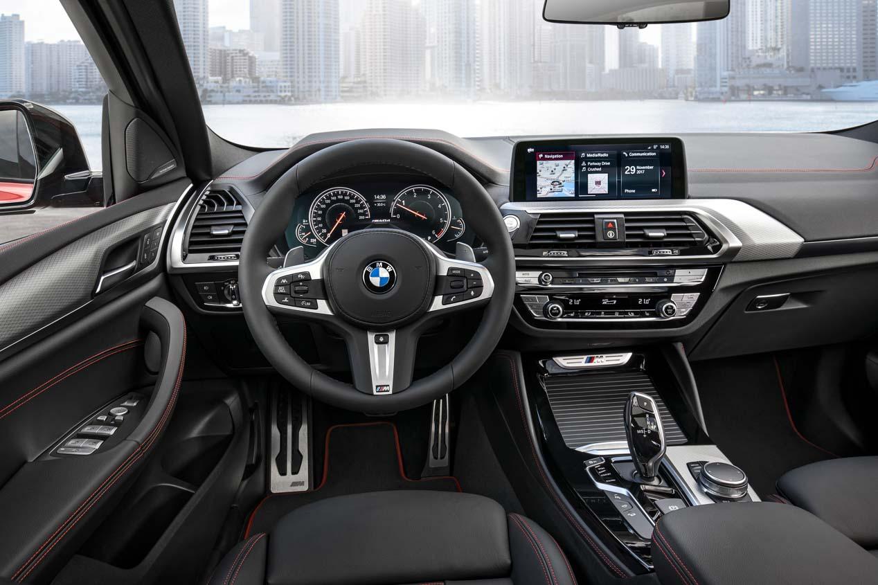 Probamos el nuevo BMW X4 2018