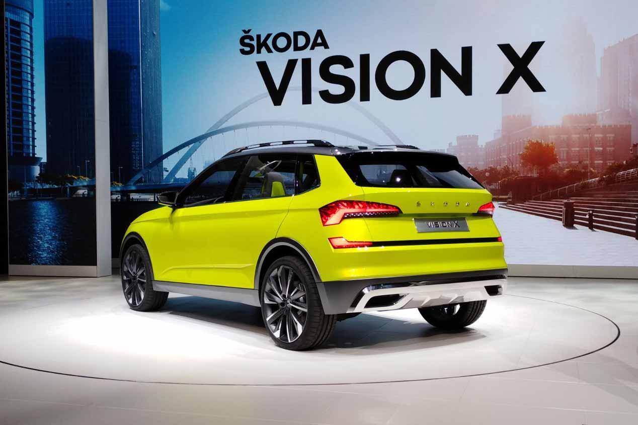 Así será el nuevo SUV de Skoda con la base del Seat Arona
