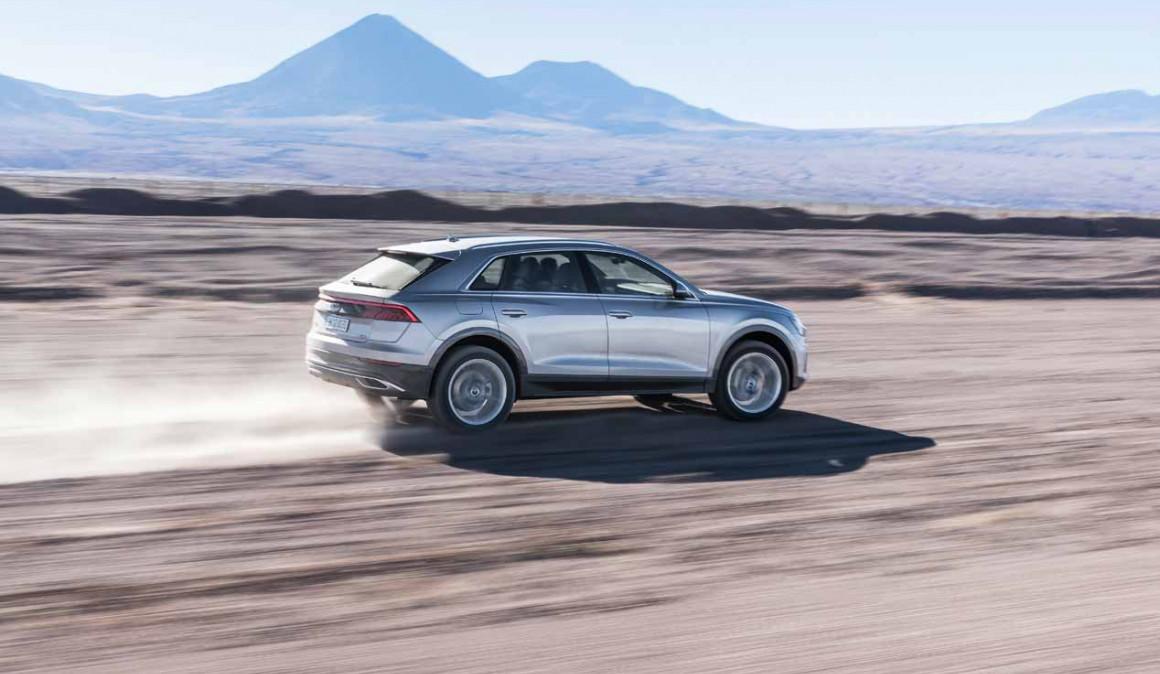 Audi Q8: ya se admiten pedidos