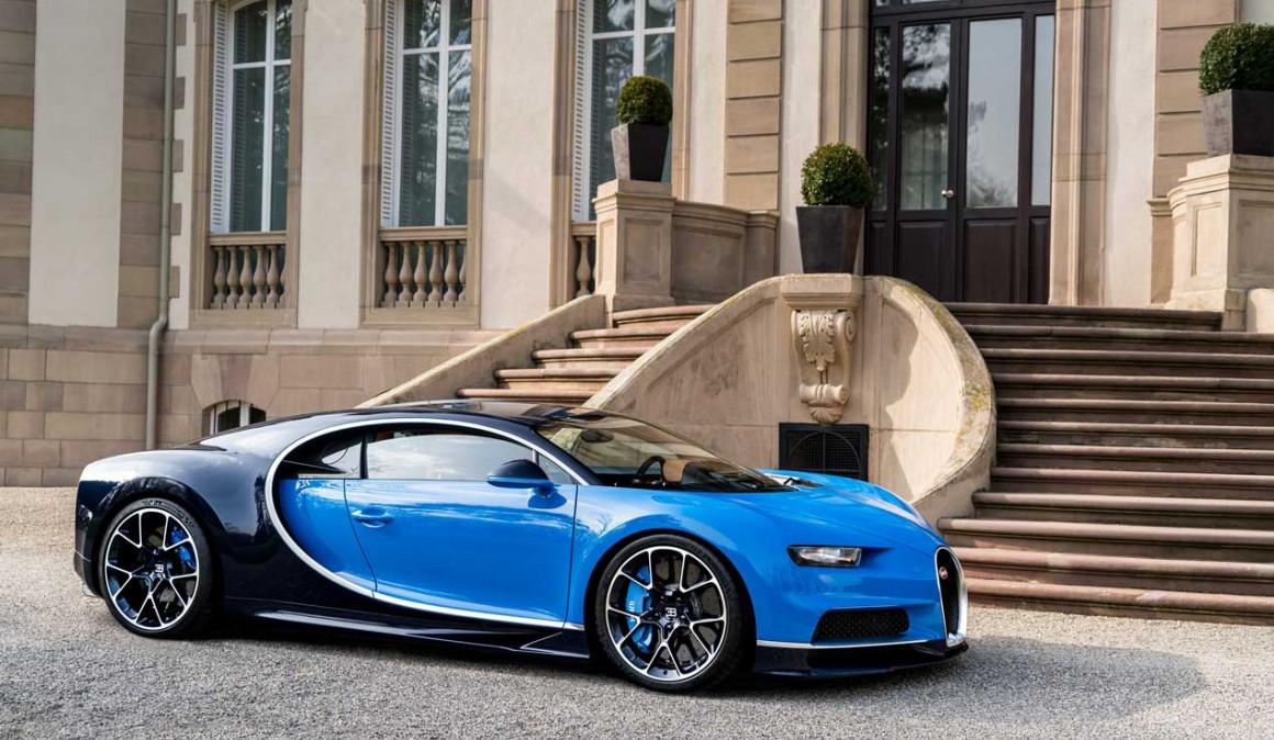 Bugatti Chiron y Chiron Sport, ¿la base del nuevo Divo?