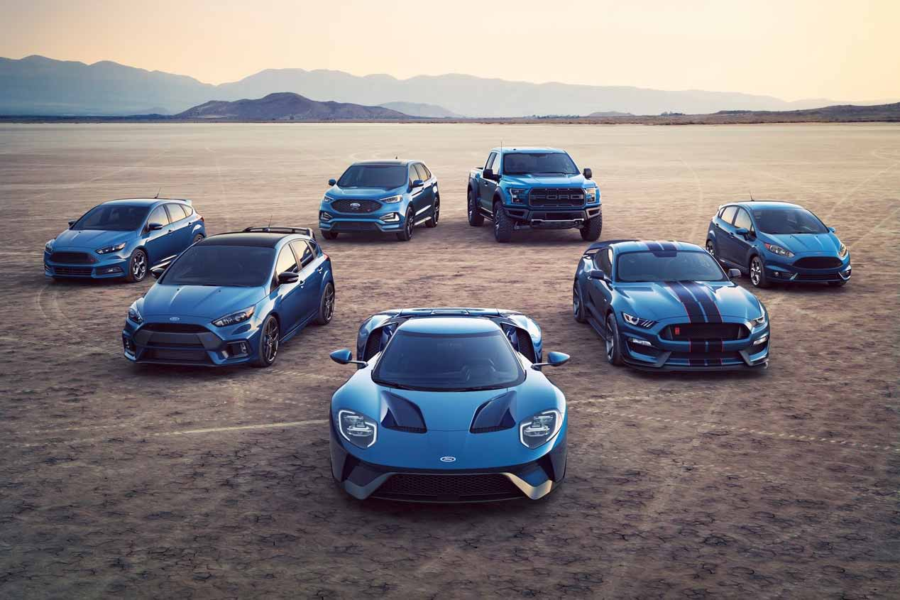 Ford pone a la venta el Edge ST 2019