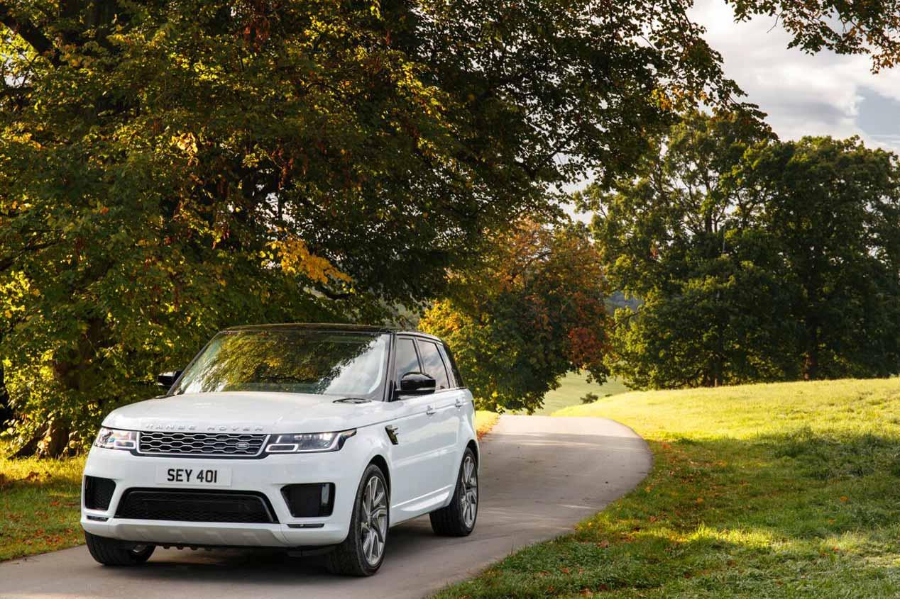 Range Rover Sport 2019: las mejores imágenes del renovado SUV