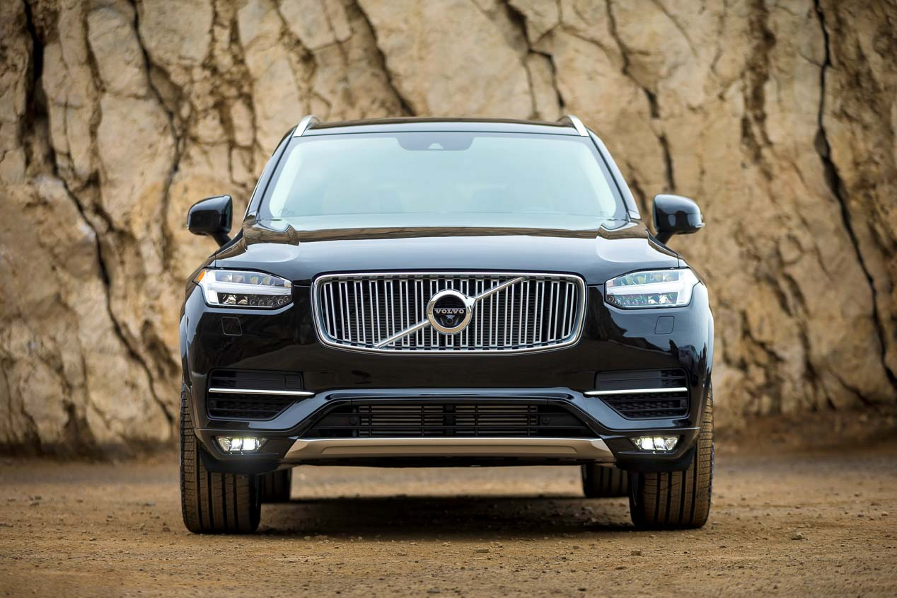 El nuevo Volvo XC90 dirá adiós al Diesel