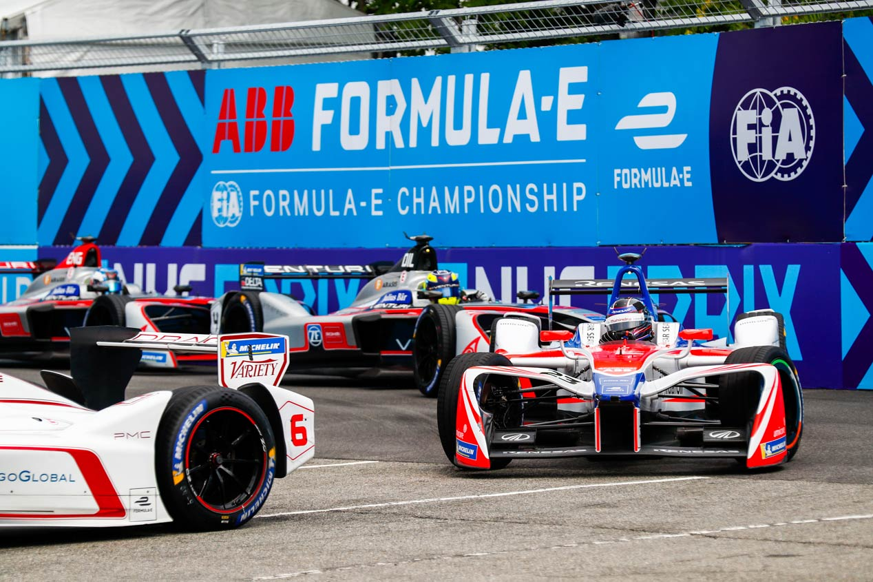 La Fórmula E 2017-2018 ya tiene campeones
