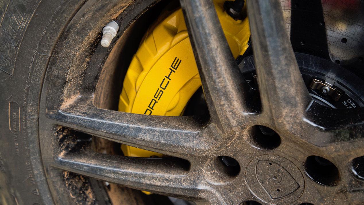 Porsche Macan 2019: las primeras fotos del renovado SUV