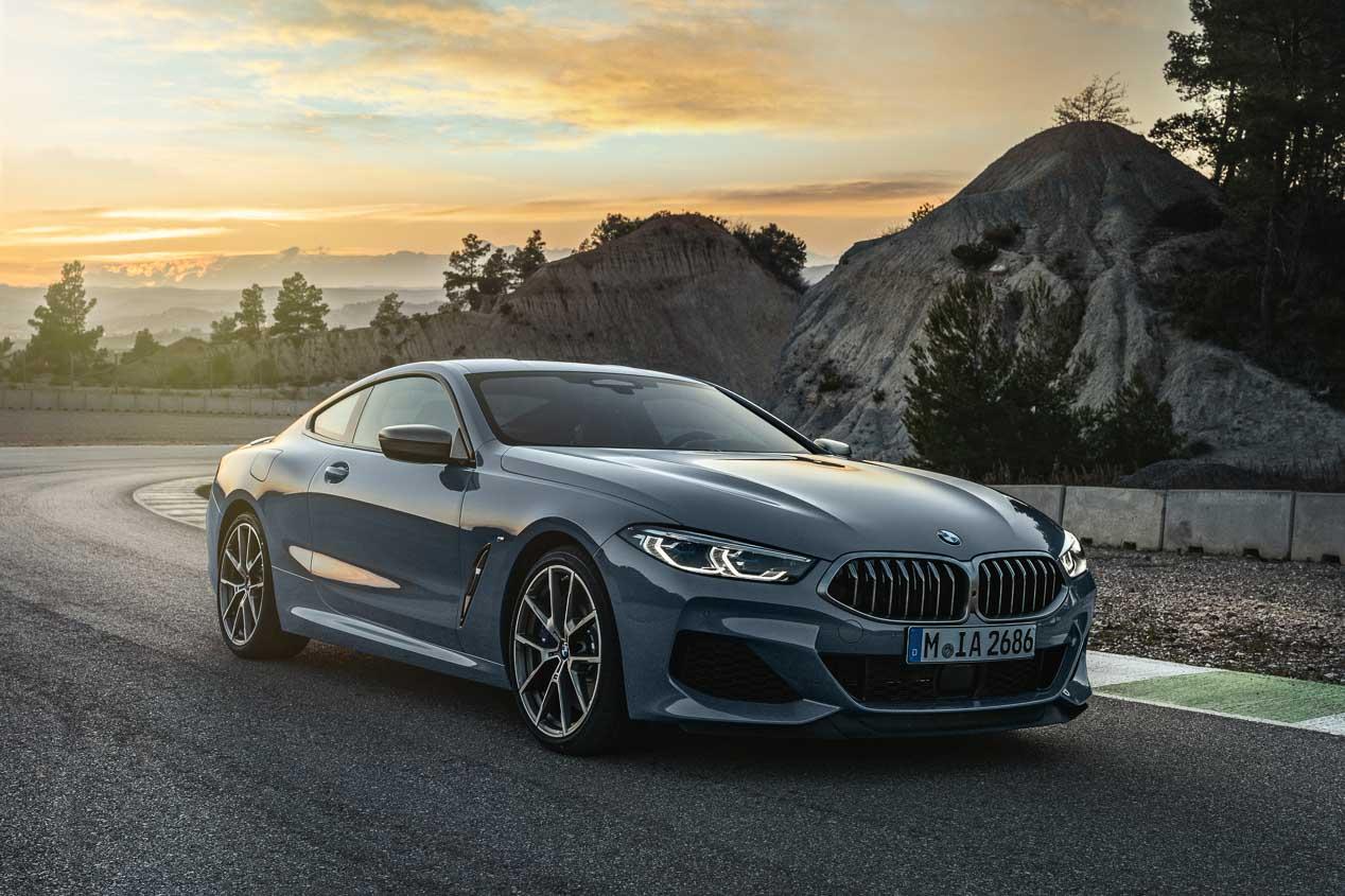 BMW Serie 8 Coupé, precios para España del coupé más exclusivo de BMW