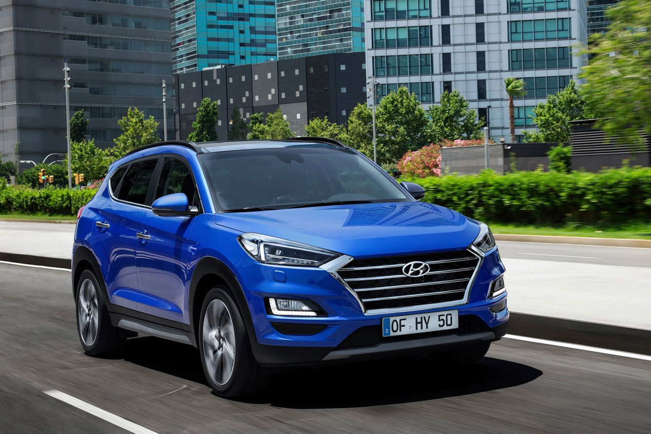 Hyundai Tucson 2019: las mejores imágenes del nuevo SUV