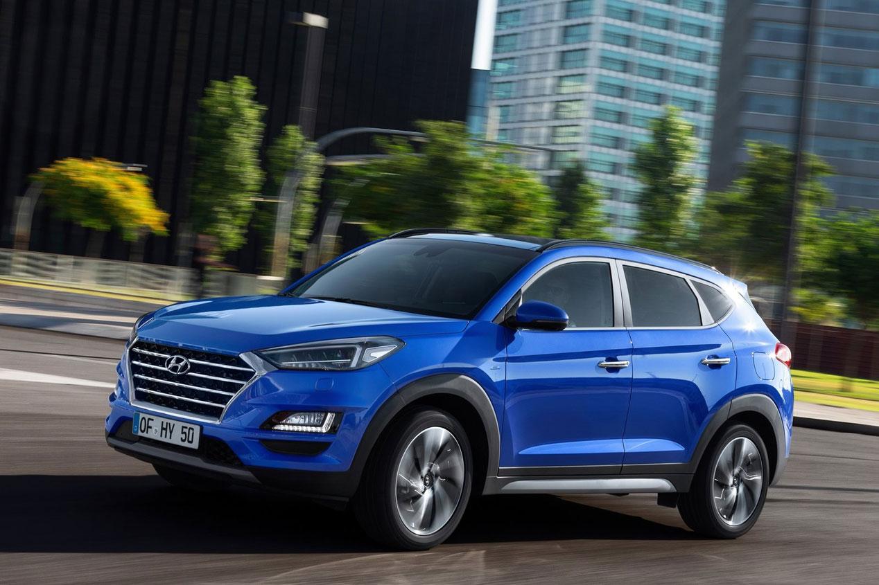 Hyundai Tucson 2019: las mejores imágenes del nuevo SUV ...