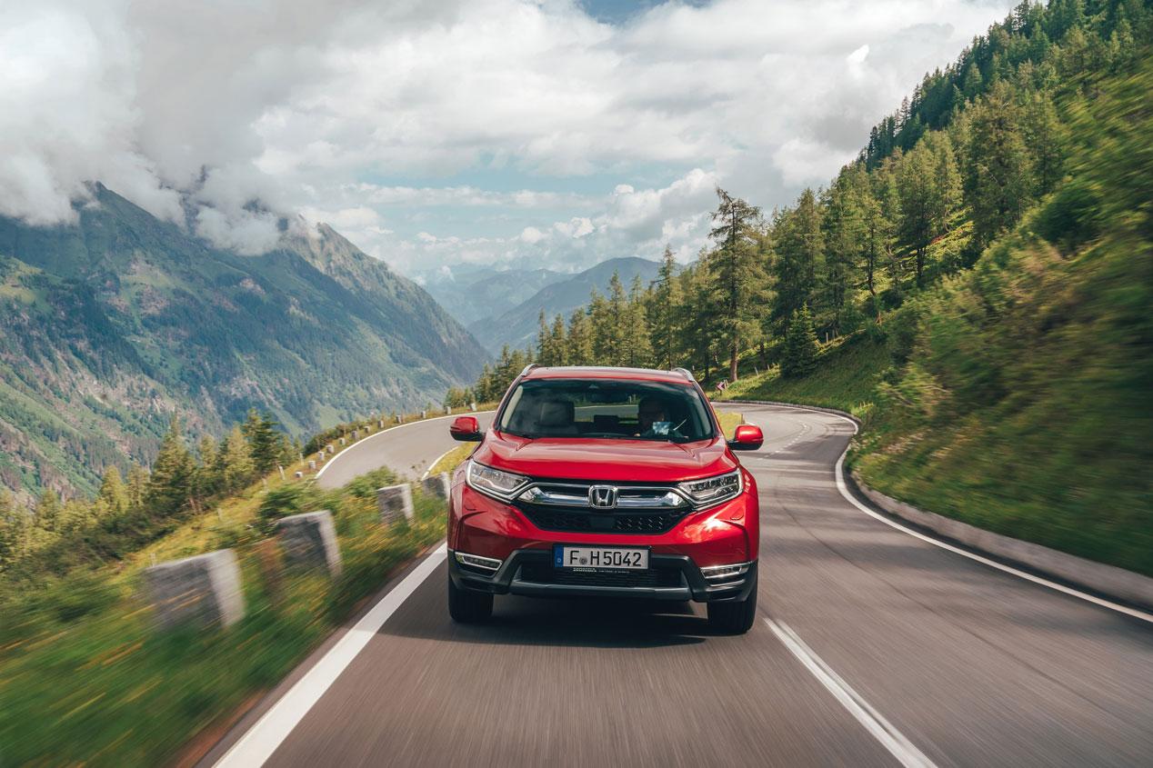 El Honda CR-V 2018 1.5 VTEC Turbo, en imágenes