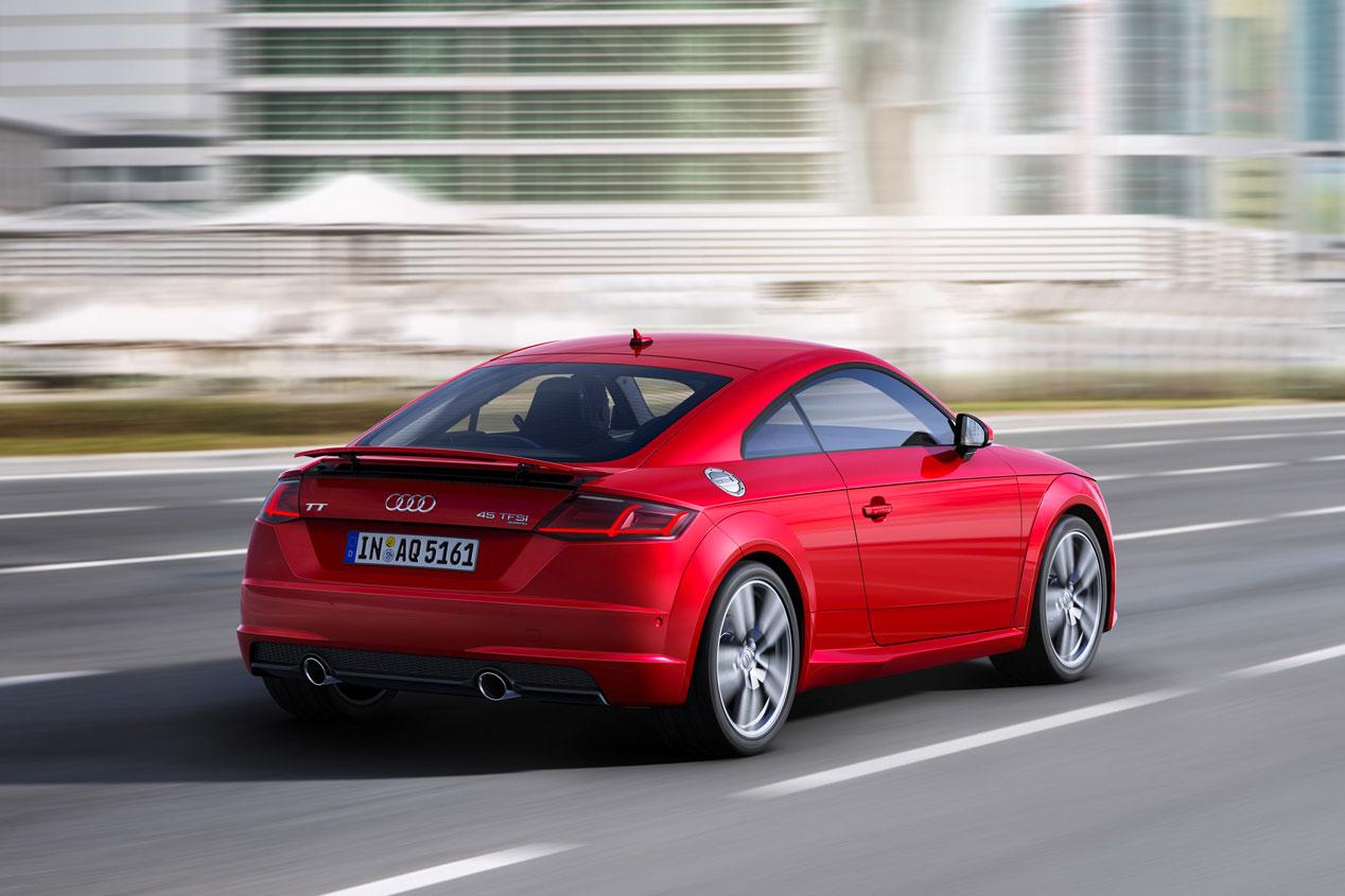 Audi TT 2019: las imágenes definitivas