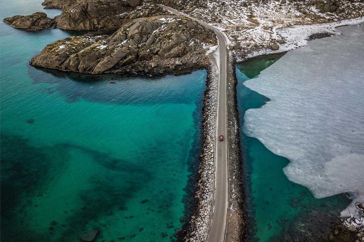 Viaje con el Mazda CX-3 Diesel 1.5 Skyactiv-D 105 CV por las Islas Lofoten
