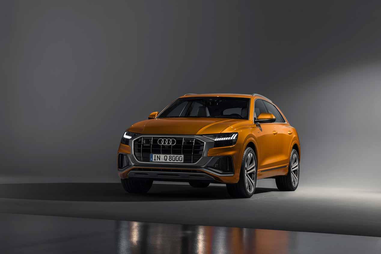 El deportivo SUV Audi RS Q8 llegará en 2019
