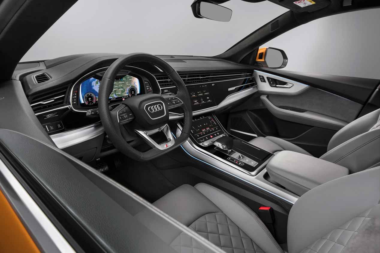 Audi RS Q8 2019: un SUV de lo más deportivo con más de 600 CV