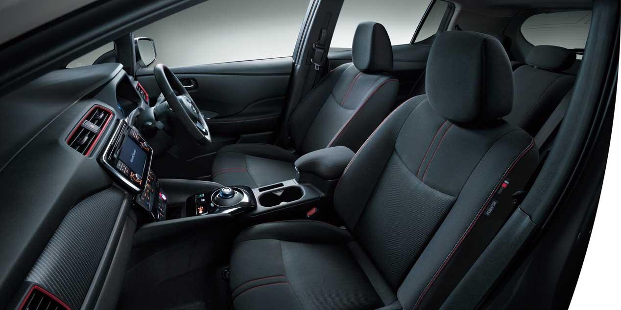 Nissan Leaf Nismo, ¿ahora deportivo?