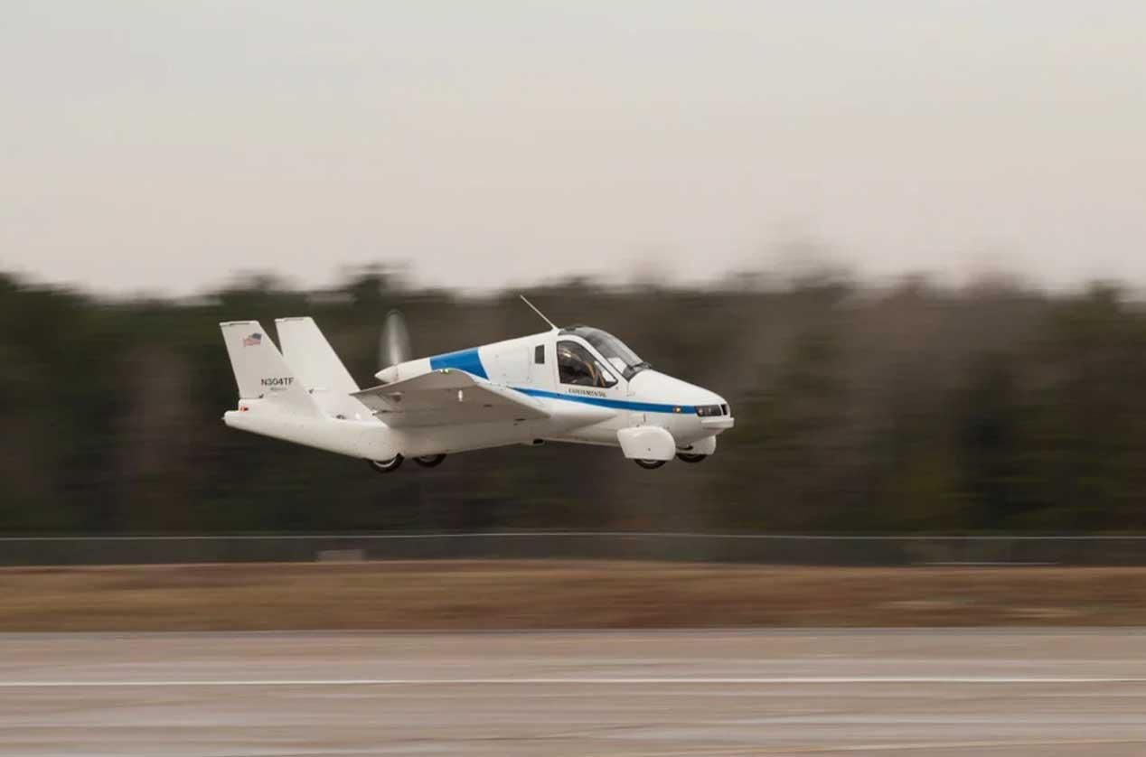 Terrafugia 2019, lo último sobre el coche volador