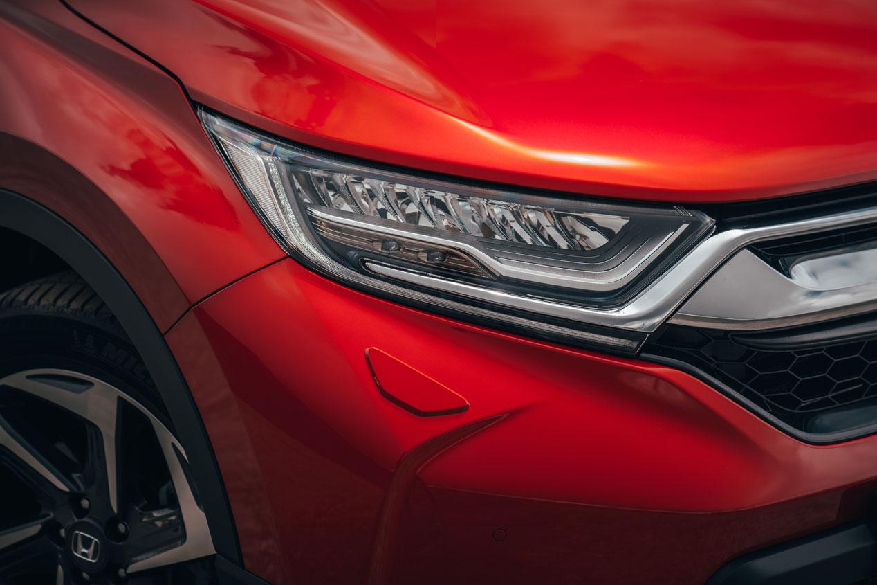 Honda CR-V 2018: a prueba la nueva generación del SUV más vendido en el mundo