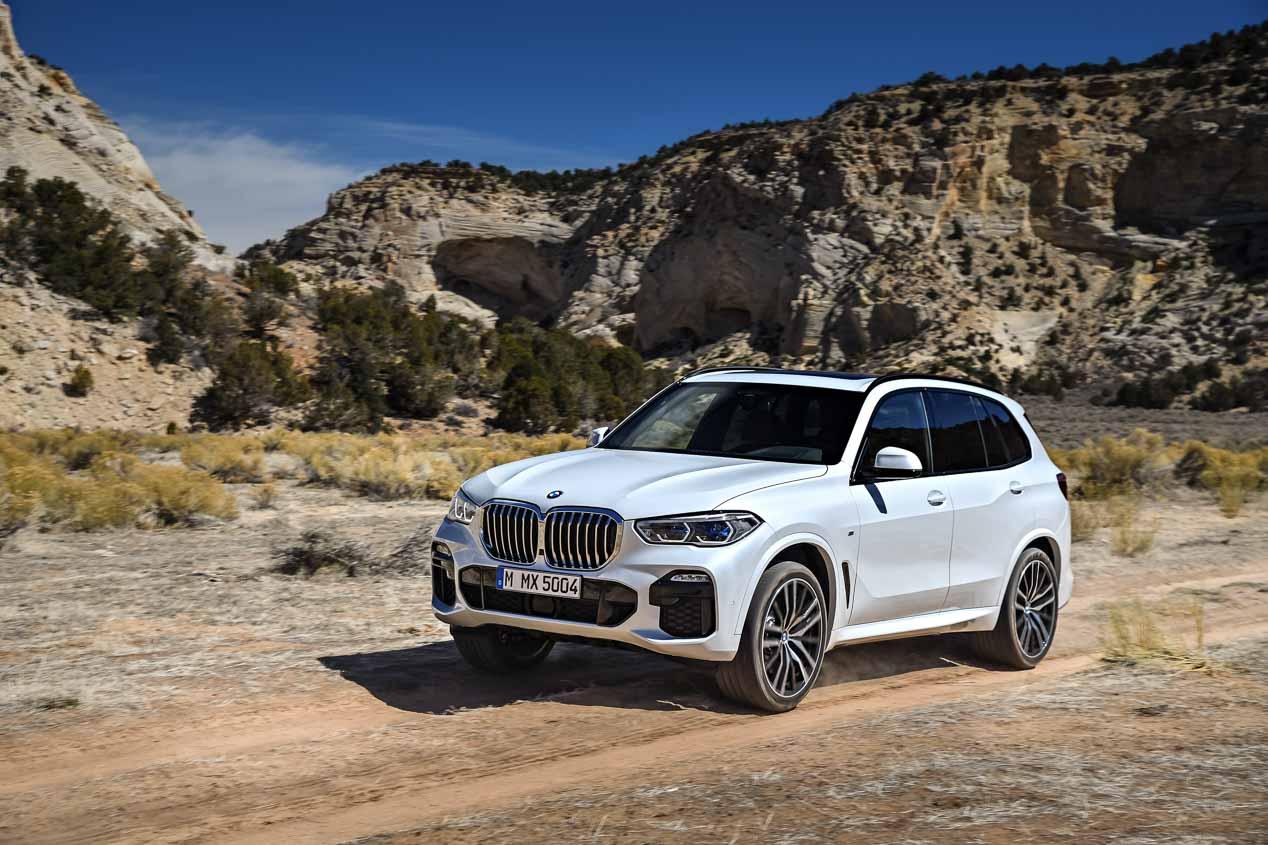 BMW X5 2019: cuenta atrás para la llegada del nuevo SUV