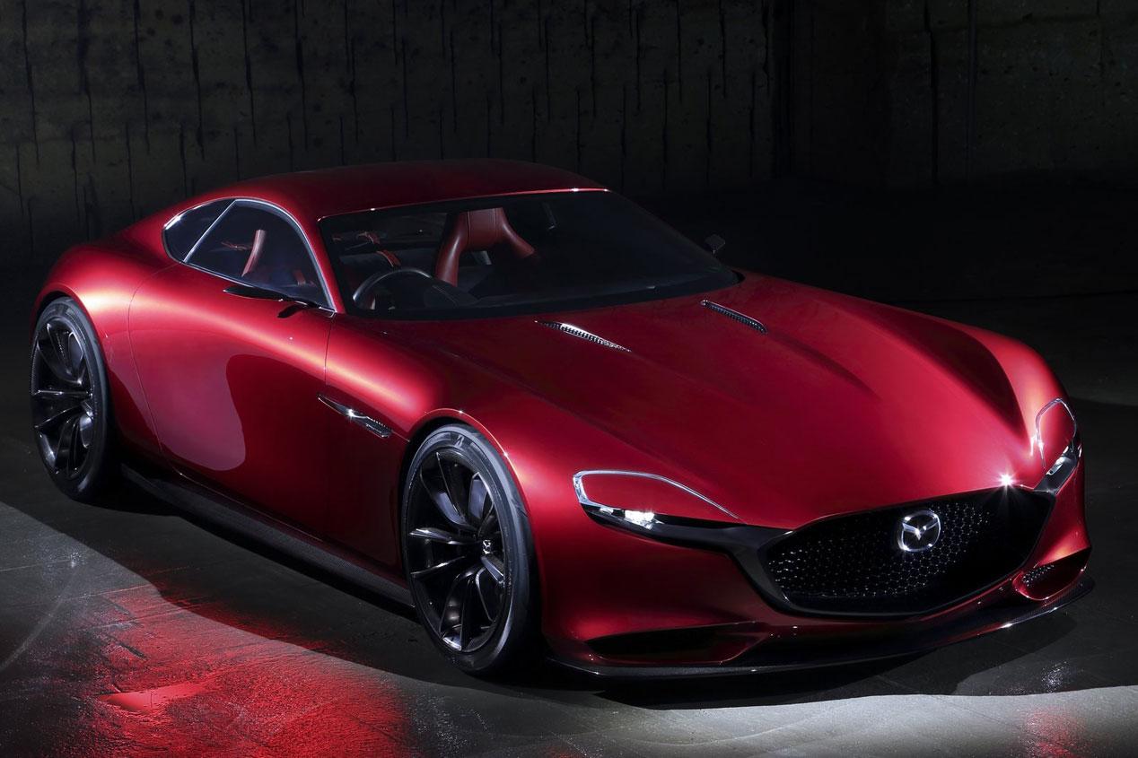 Mazda RX-9: el deportivo con motor rotativo podría llegar en 2019