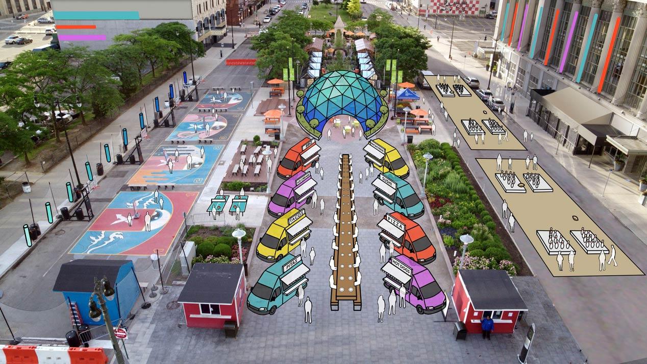 Así será el Salón de Detroit a partir del 2020: en junio