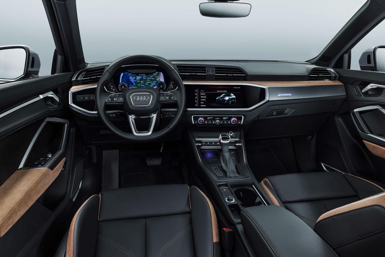 Audi Suv A3 >> Oficial: así es el Audi Q3 2019, la segunda generación del nuevo SUV | Novedades | Autopista.es