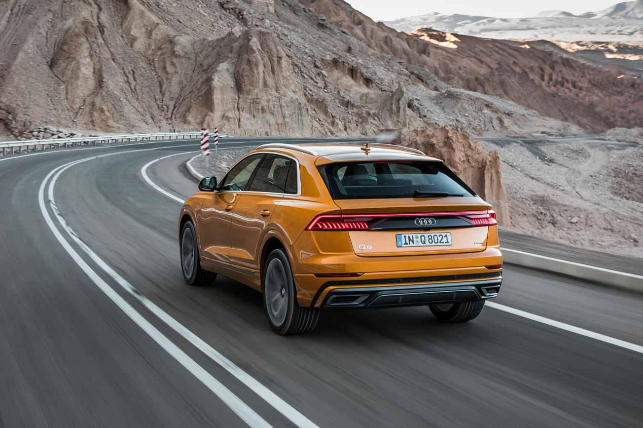 El Audi Q8 ya tiene precio para España