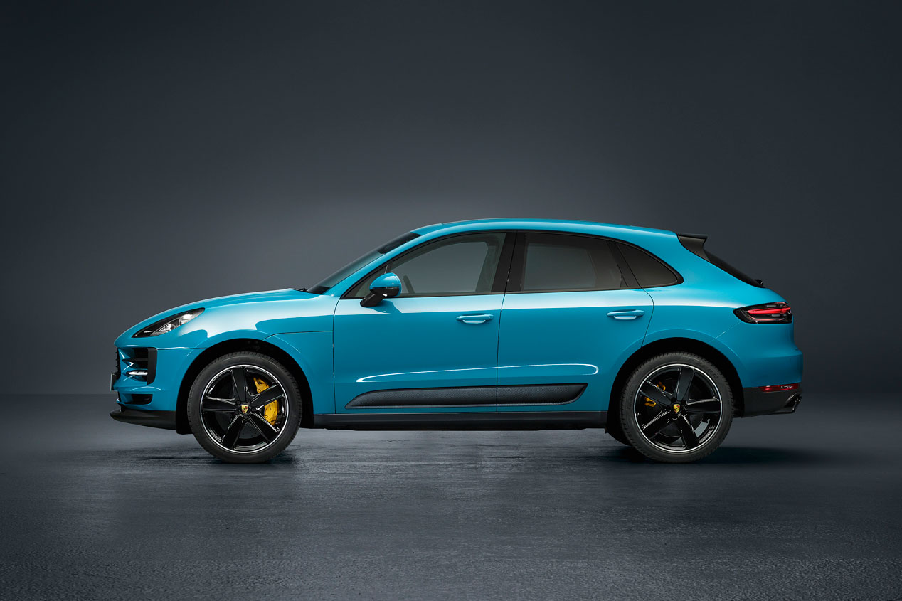 Porsche Macan 2019: las mejores imágenes oficiales del nuevo SUV