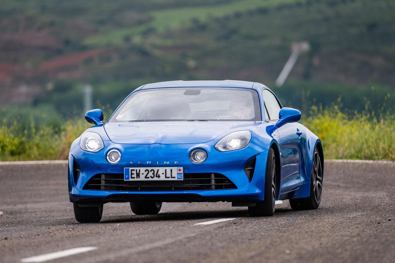 Nuestra prueba del Alpine A110, en imágenes