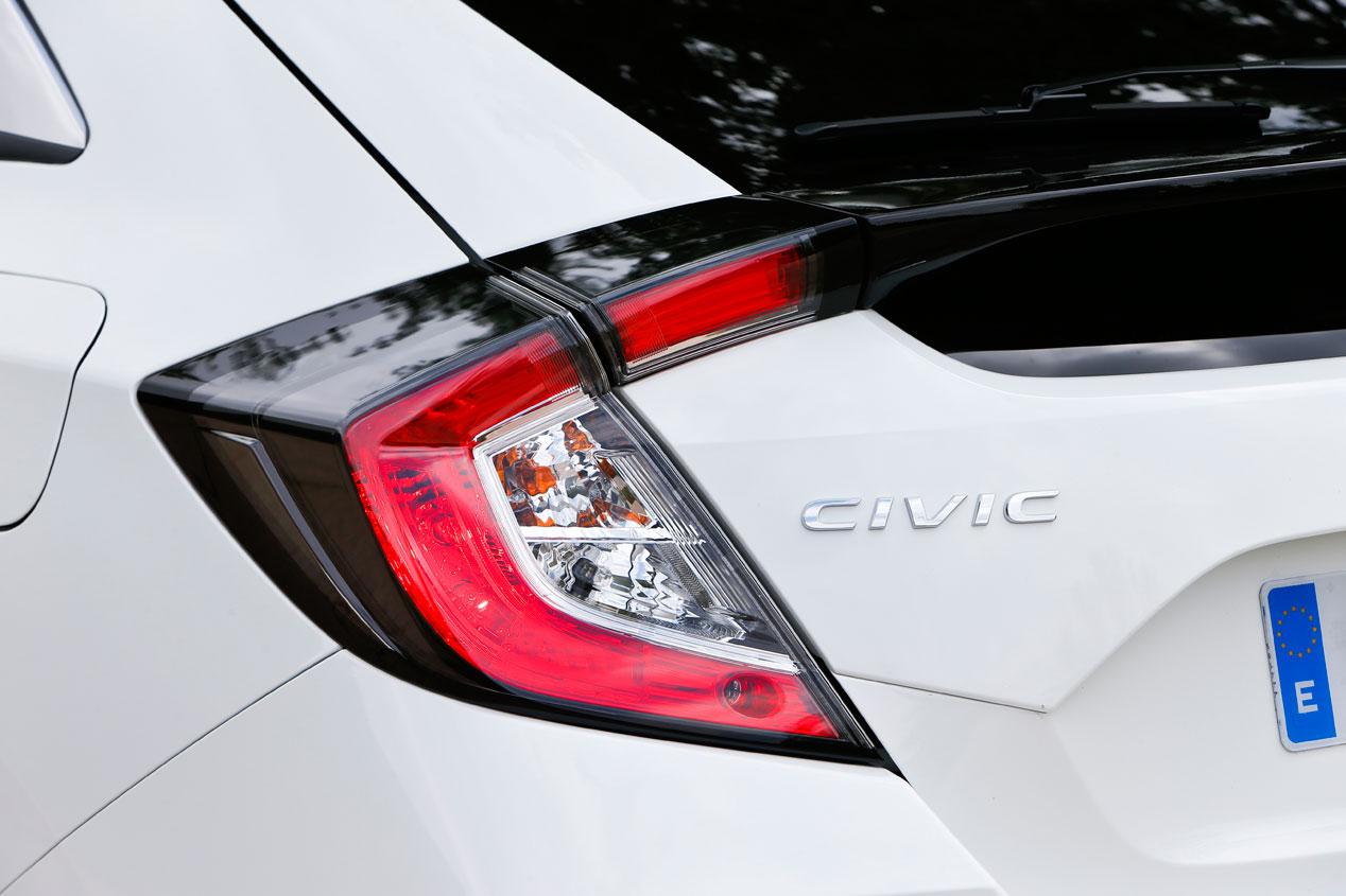 Nuestra prueba del Honda Civic 1.0 i-VTEC Turbo de 129 CV, en imágenes