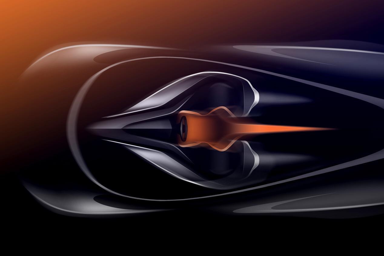 McLaren Speedtail, el más lujoso y rápido de la gama