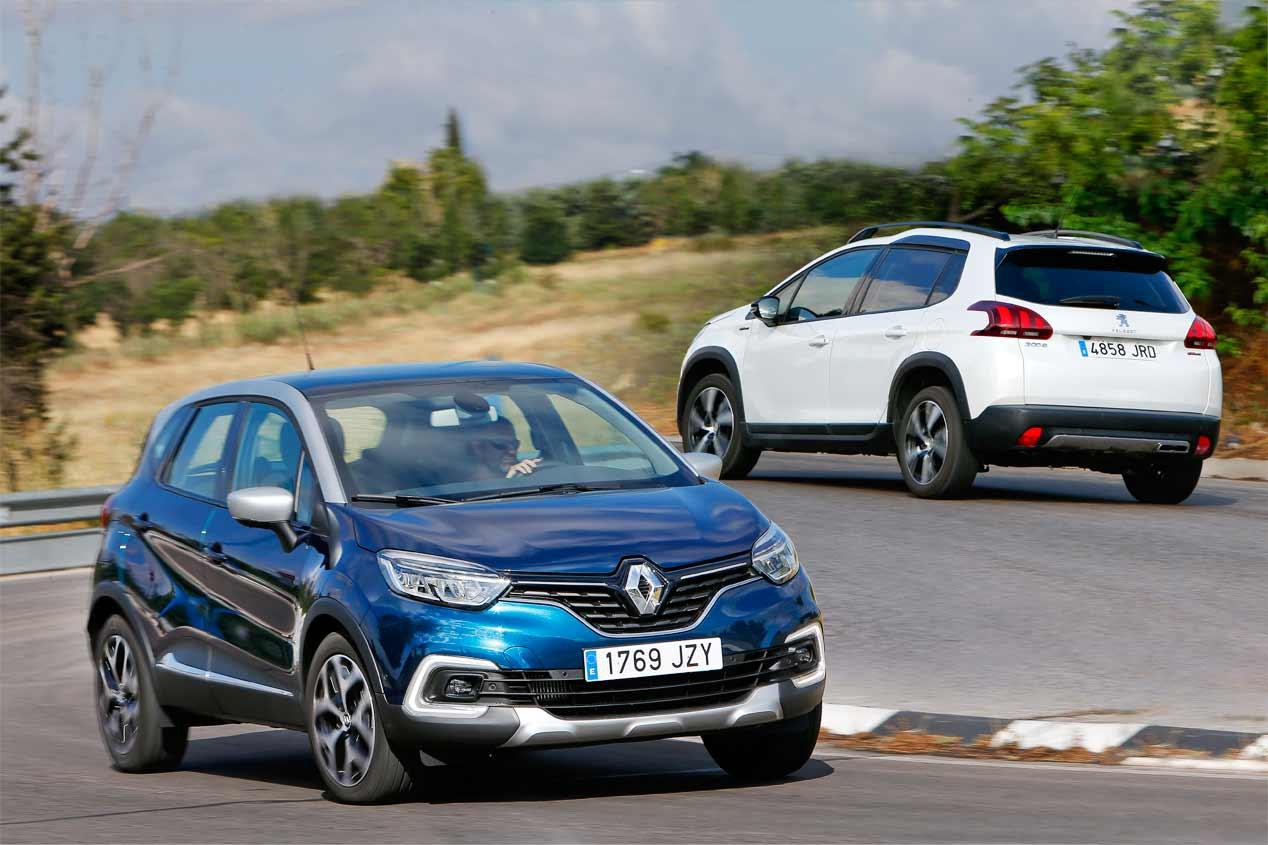 Los automóviles más vendidos en Europa de enero a junio de 2018