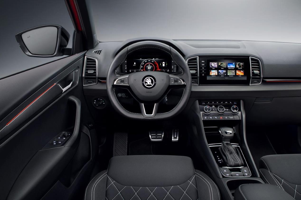Skoda Karoq Sportline: el nuevo SUV, en versión más deportiva