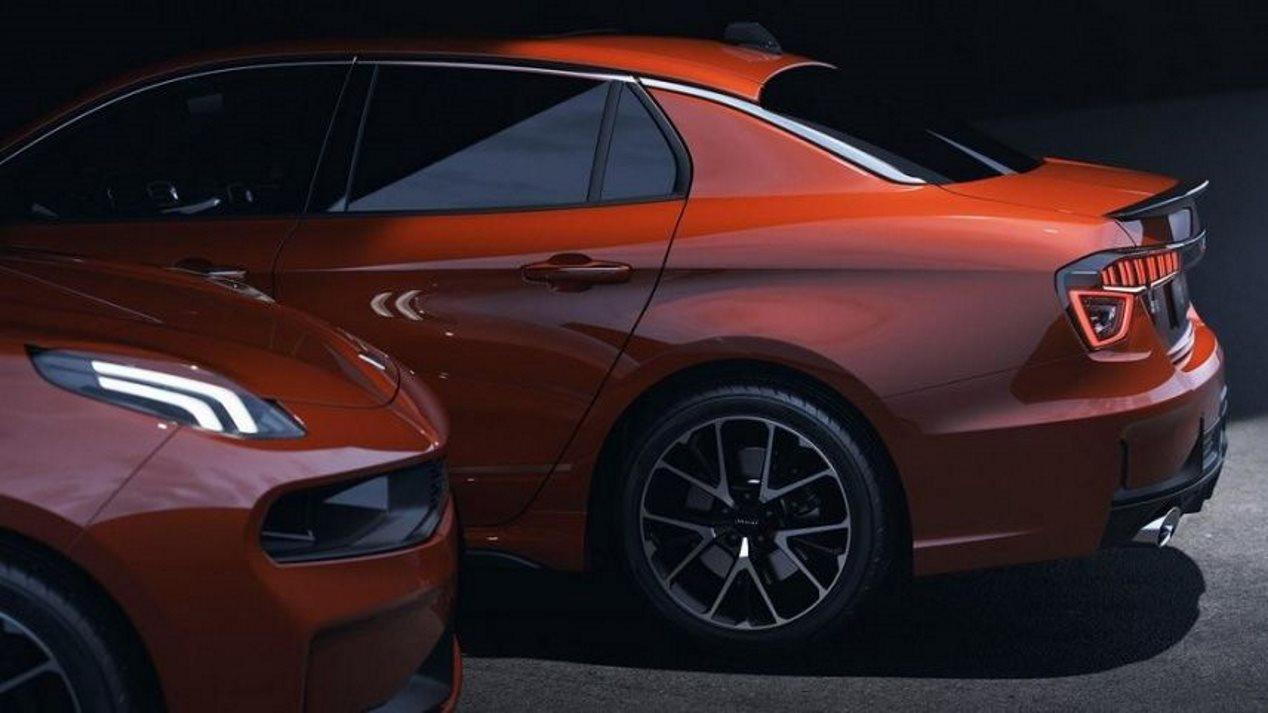 Lynk & Co 03 Sedan: así será la berlina que dará lugar al Volvo S40