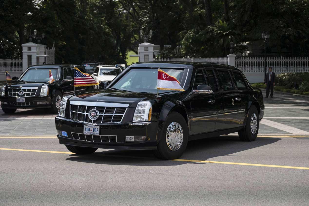 Así son los coches de los principales líderes mundiales