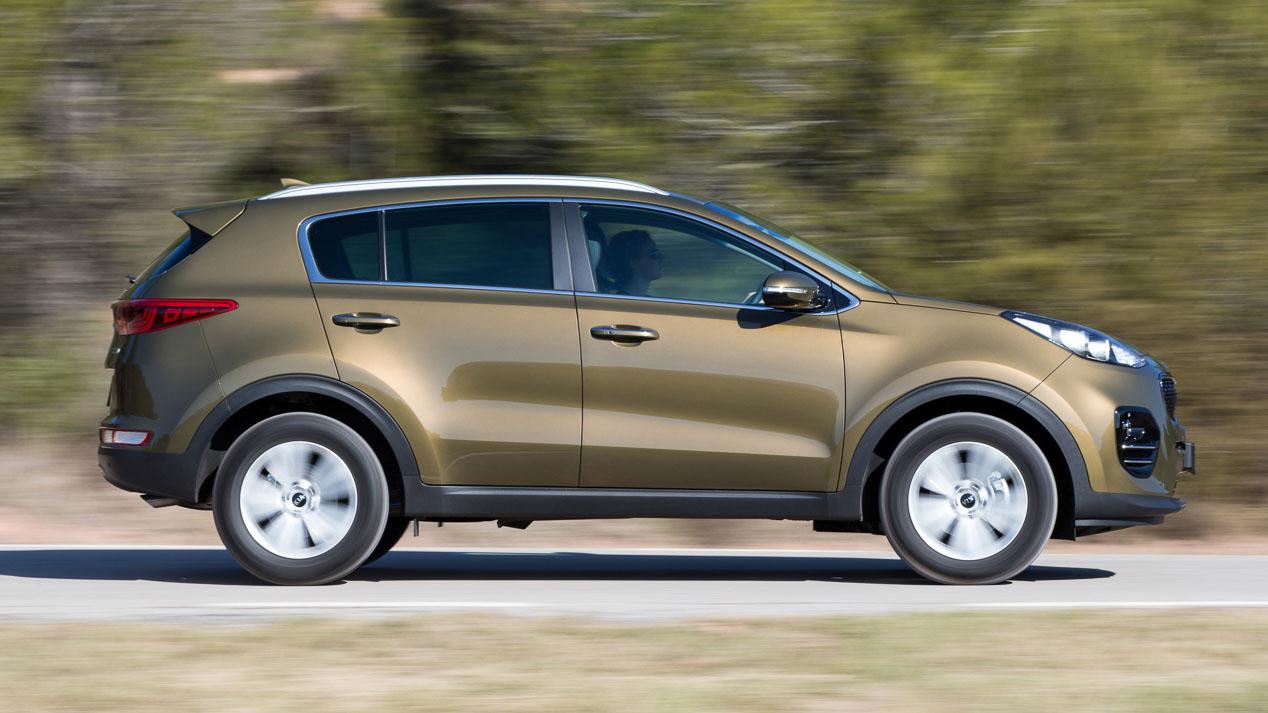 Nissan Qashqai y Kia Sportage, en oferta por menos de 18.000 euros