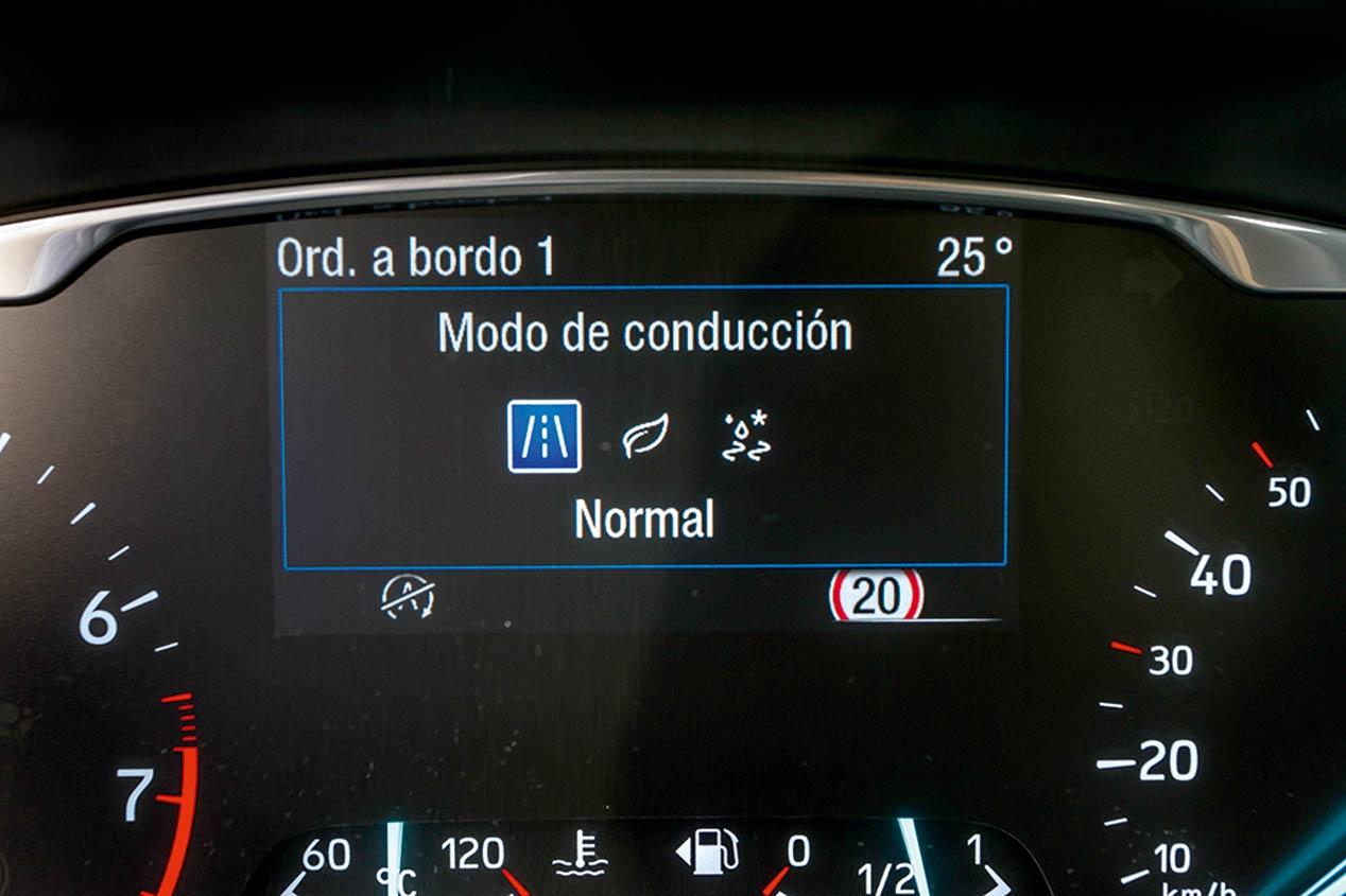 A prueba el nuevo Ford Fiesta Active+