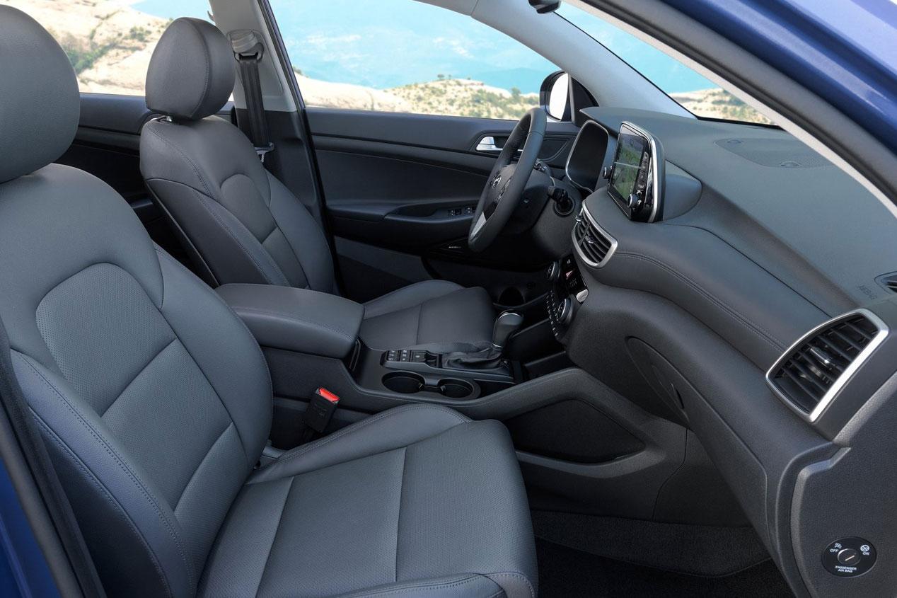 Hyundai Tucson 2019: las grandes novedades del SUV que llega a final de año
