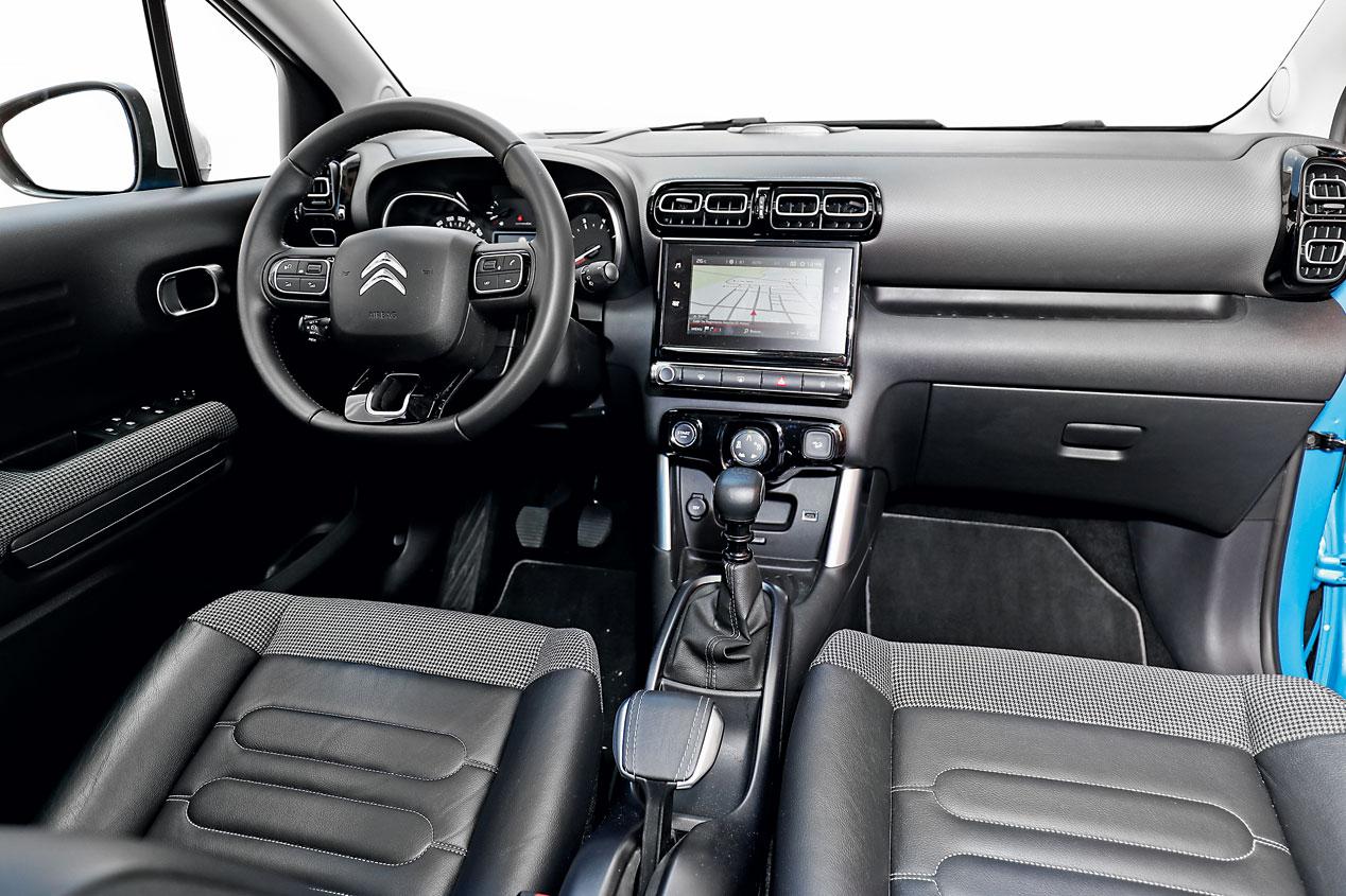 Comparativa: Citroën C3 Aircross vs. Citroën C4 Cactus