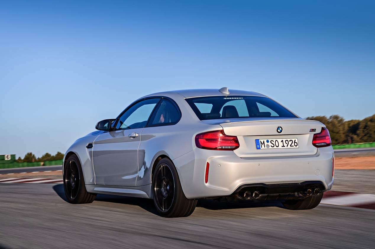 Los BMW M2 y M5 Competition ya admiten pedidos