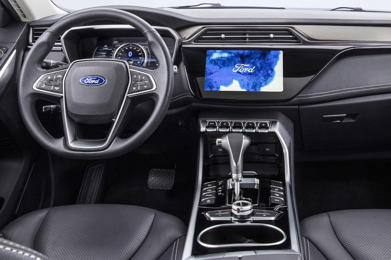 Ford Territory 2019: primeras imágenes del nuevo SUV