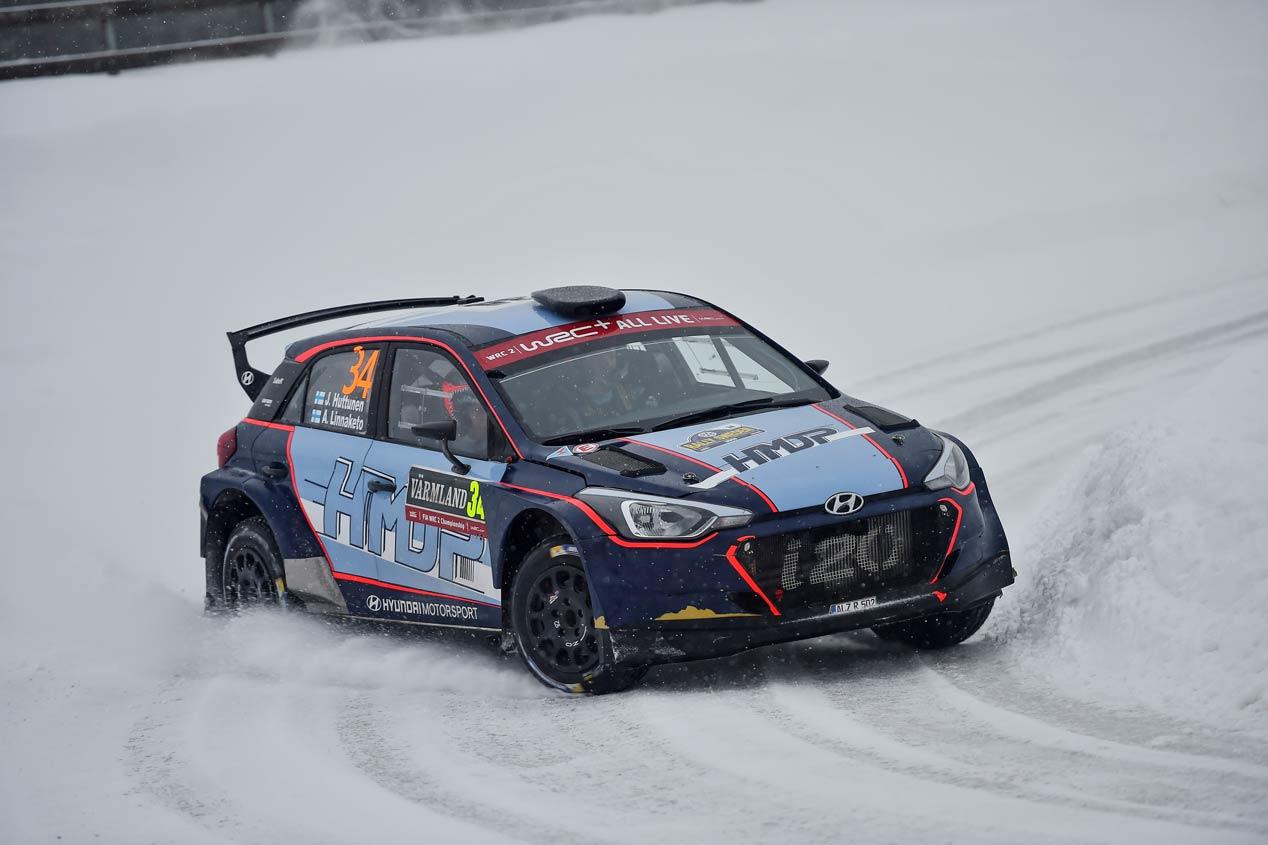 Así es el departamento Customer Racing de Hyundai Motorsport